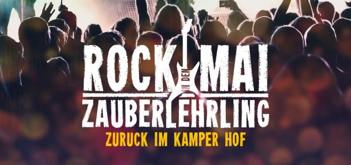 Rock in den Mai mit Zauberlehrling | Kamper Hof Rheinberg (30.04.2019, 19:30 Uhr)