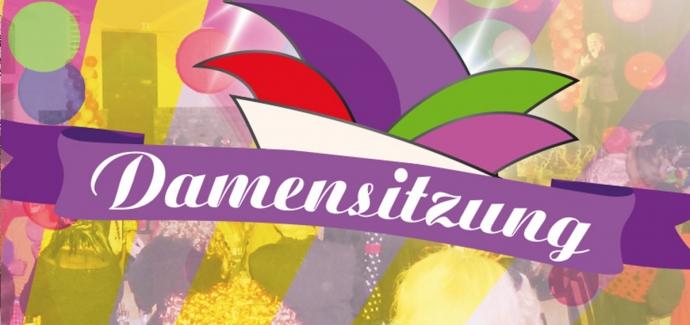 Damensitzung | Kamper Hof Rheinberg (So. 21. Jan. 2018)