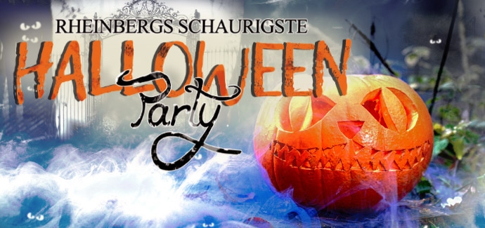 Ticket: Halloween Party im Kamper Hof (31.10.2019)