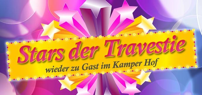 Stars der Travestie | Kamper Hof Rheinberg (17.03.2018, 19 Uhr)