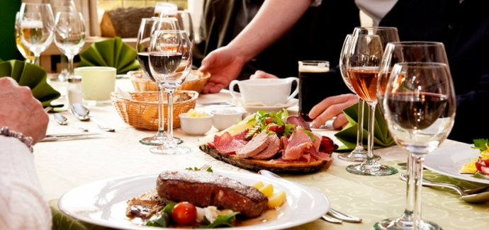 "Spare-Ribs ""All you can eat"" für 2 P. inkl. Getränk im Restaurant Nappenfeld Schermbeck (Montags)"