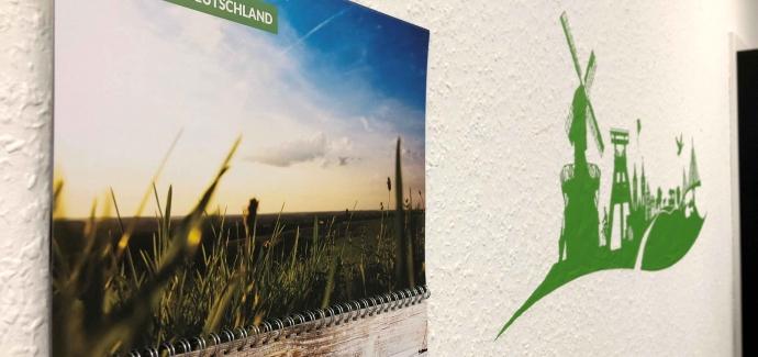 """Wandkalender """"Fotos vom Niederrhein"""""""