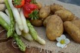 Spargelessen mit Erdbeerdessert für 2 Pers. im Hufschen Henn in Uedem