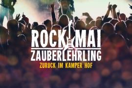 Rock in den Mai mit Zauberlehrling | Kamper Hof Rheinberg (30.04.2018, 19:30 Uhr)