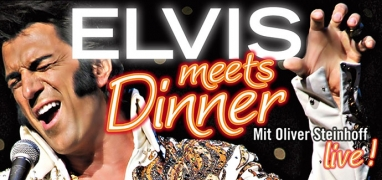 "Dinner-Show ""Elvis meets Dinner"" 