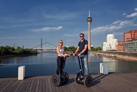 Segway Düsseldorf: City-Tour
