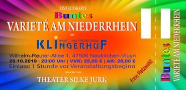 Gutschein für Zwei | Neukirchen-Vluyn (25.10.2019)