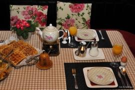 Frühstücksbuffet für zwei Personen in Niederkrüchten-Overhetfeld