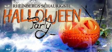 Ticket: Halloween Party im Kamper Hof (31.10.2019)