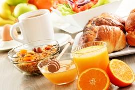 Reichhaltiges Frühstücksbuffet für 2 Pers. im Hotel van Bebber Xanten