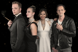 "Dinner-Show ""Nights in Hollywood"" 