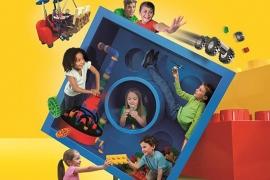 Eintritt für 1 Erwachsenen und 1 Kind im LEGOLAND Discovery Centre Oberhausen