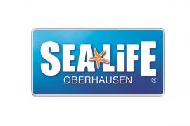 Eintritt für 1 Erwachsenen und 1 Kind im SEA LIFE Oberhausen