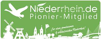 Niederrhein-Pionier-Mitglied - für einen gemeinsamen und erlebnisreichen Niederrhein