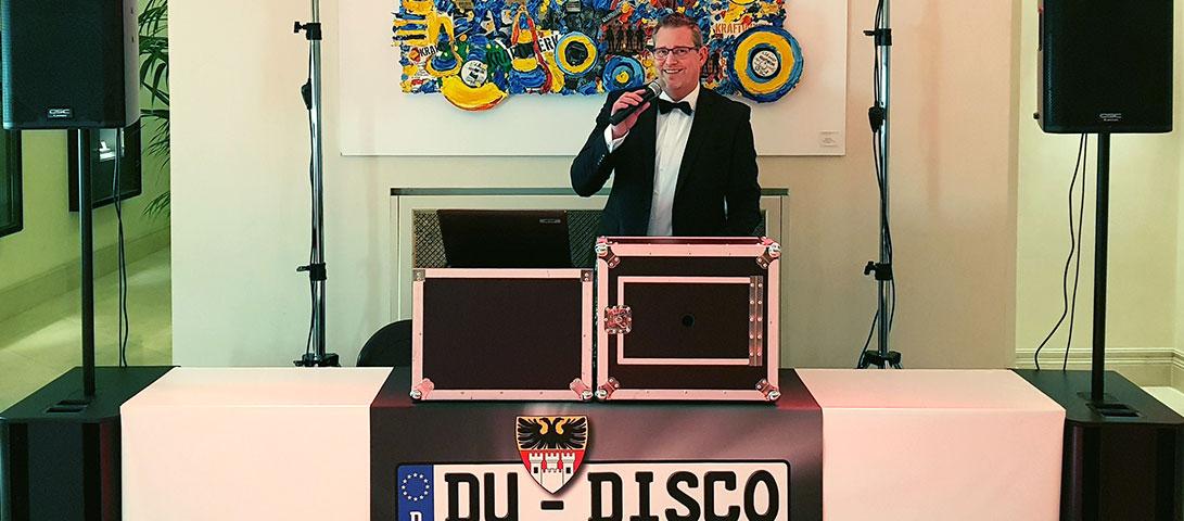 DU-Disco am Niederrhein