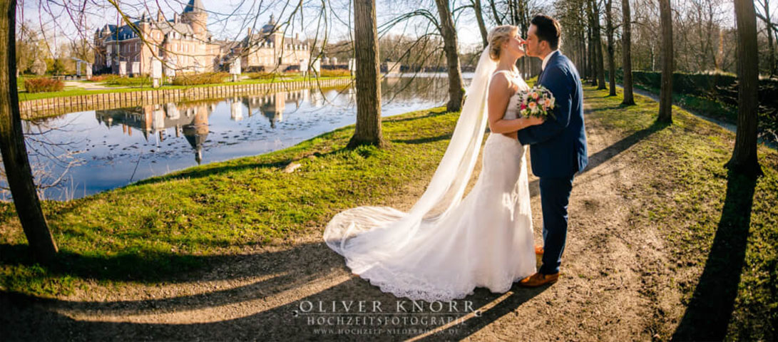 Hochzeit Niederrhein