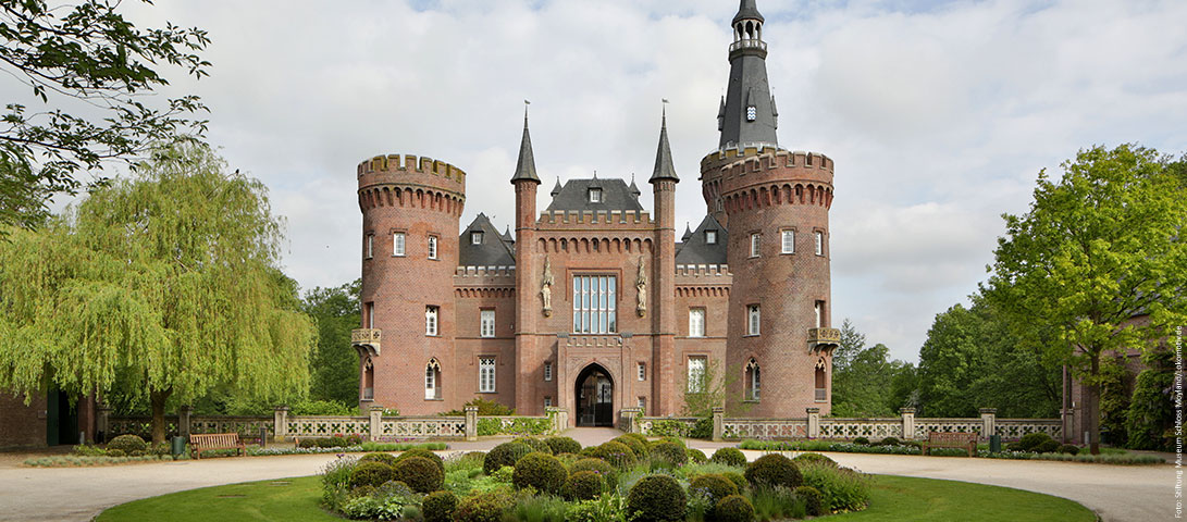 Eventlocation Schloss Moyland