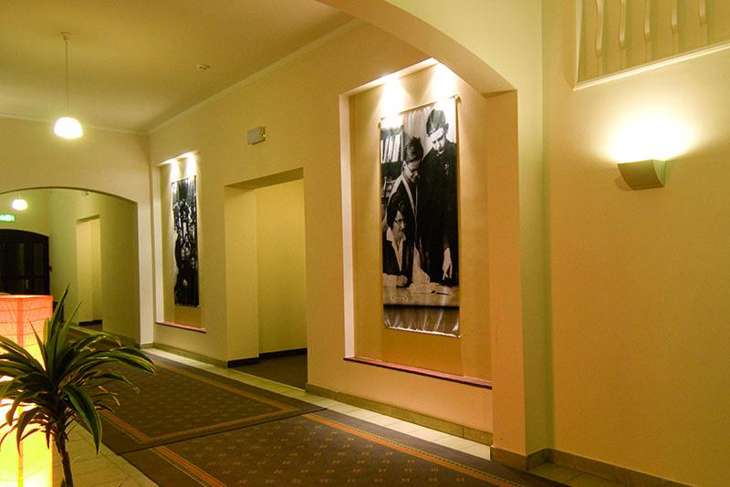 Hotel Und Restaurant Alte Schule Gmbh