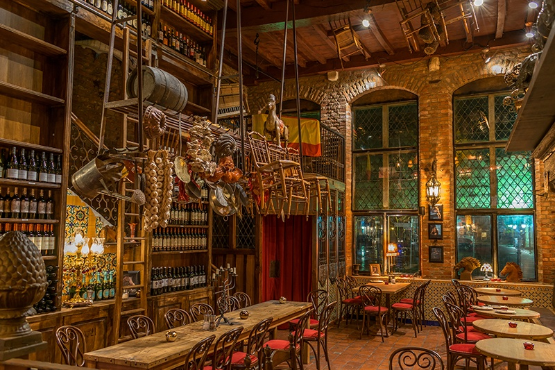 Bodega im Scheffel - Tapas-Bar Rheinberg