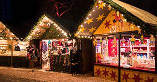 Weihnachtsmärkte am Niederrhein